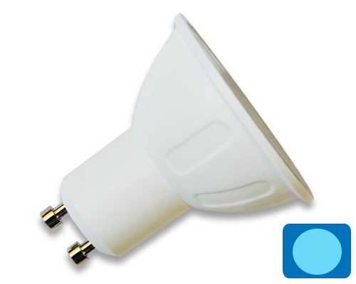 LED žiarovka A5 GU10 4W studená