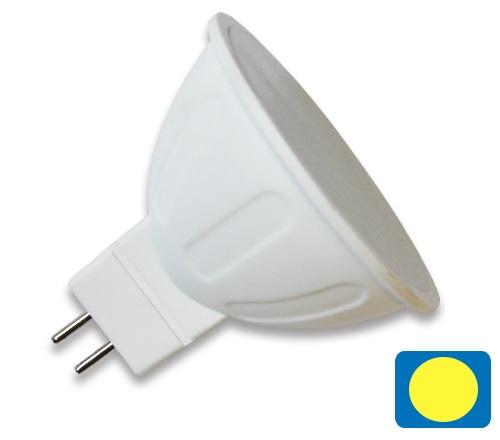 LED žiarovka A5 MR16 3W teplá