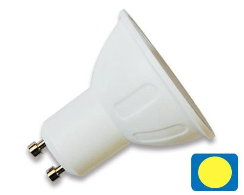 LED žiarovka A5 GU10 4W teplá