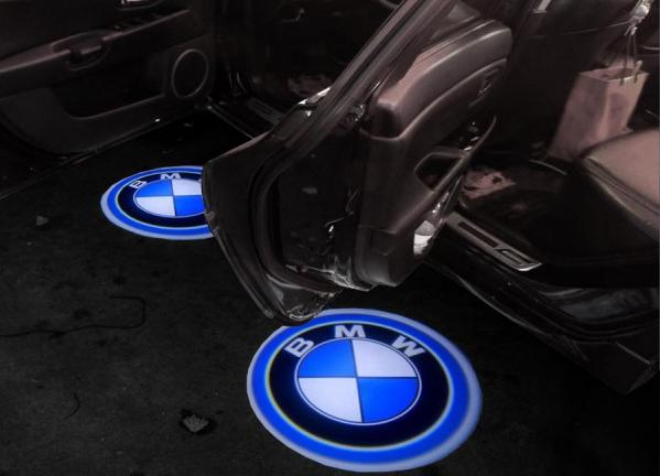 LED logo projektor BMW
