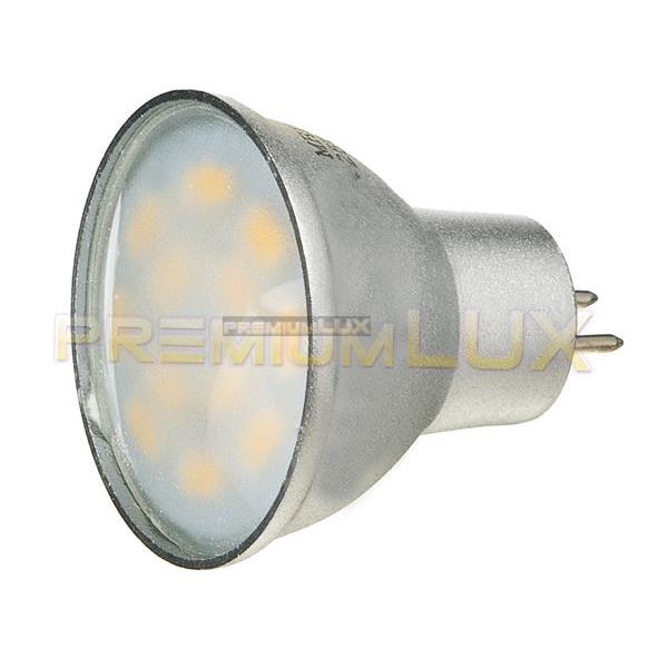 LED žiarovka MR11 18 smd 2835 3W 12V