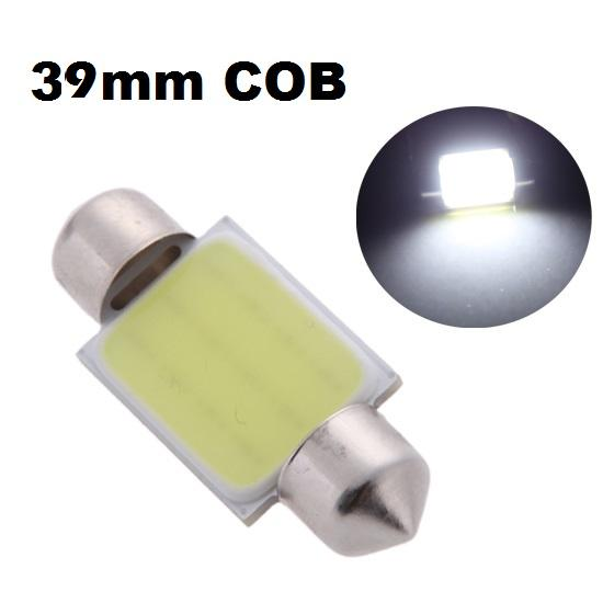LED auto žiarovka C5W 6 SMD 39mm COB